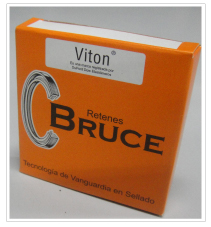Retenes Bruce - Packaging Vitón